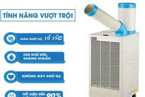 Máy lạnh di động nakatomi SAC-407ND giá rẻ