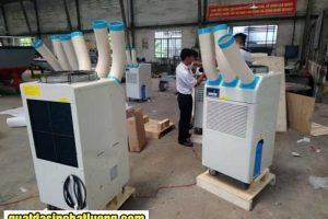 Gợi ý máy lạnh di động 3 vòi lạnh làm mát công suất lớn