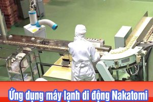 5 ứng dụng của máy lạnh di động Nakatomi trong đời sống và sản xuất