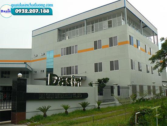 Văn phòng nhà máy Dasin
