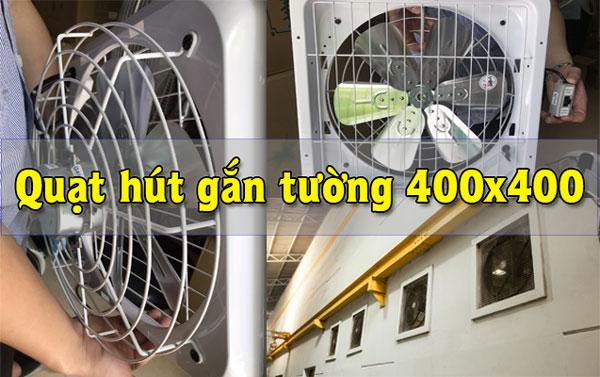 Quạt thông gió 40x40